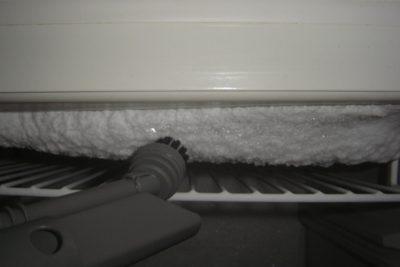 Cleanstar UNITEKNO - Beispiel Eisschrank-Reinigung