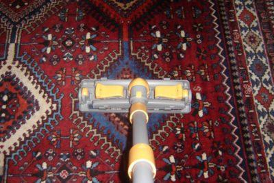 Cleanstar UNITEKNO - Beispiel Teppich-Reinigung
