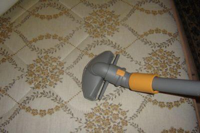 Cleanstar UNITEKNO - Beispiel Matratzen-Reinigung