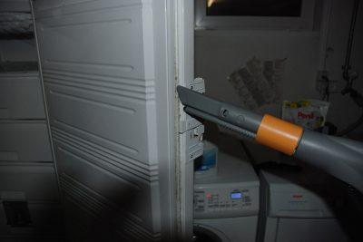 Cleanstar UNITEKNO - Beispiel Kühlschrank-Reinigung