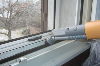 Cleanstar UNITEKNO - Beispiel Fenster-Reinigung