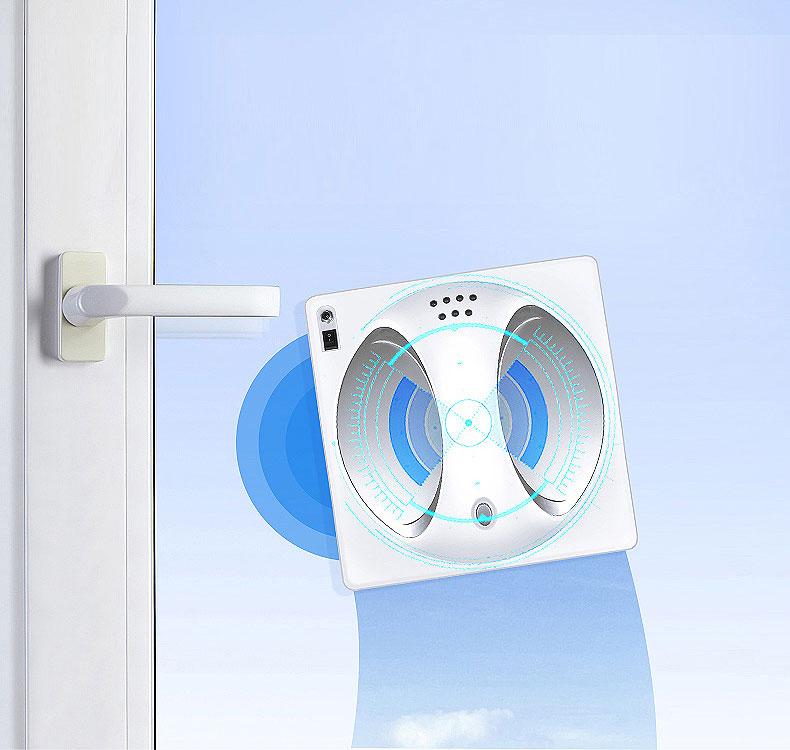 Cleanstar Windowstar - Fensterreinigungsroboter