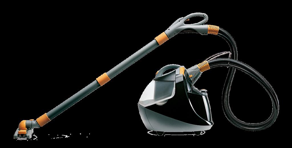 Cleanstar UNITEKNO - Professionelles Dampfsaugen